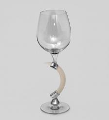 W-908-5K Бокал для белого вина с клыком кабана