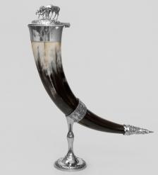 W-930-3 Рог для вина  Олени