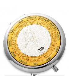 WIN- 02- 6 Зеркало серебр.  Знак Зодиака - Дева