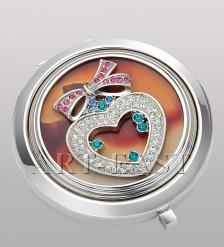 WIN- 15 Зеркало серебр.