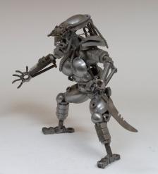 AD003 L Фигура  Воин   AT