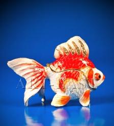 JB- 98 Шкатулка  Золотая рыбка