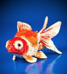 JB- 99 Шкатулка  Золотая рыбка