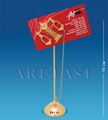 AR-  19/10 Держатель для визиток  Весы   Юнион