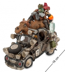 SCAR-39 Машина «Dakar Desert»