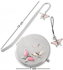 WIN- 73 Подарочный набор серебр.