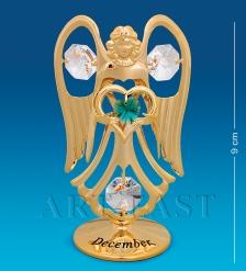AR-3477/12 Фигурка  Ангел  - декабрь  Юнион