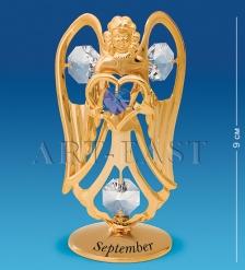 AR-3477/ 9 Фигурка  Ангел  - сентябрь  Юнион