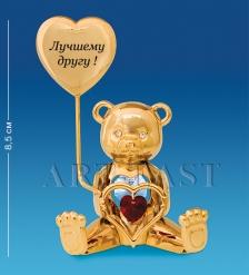AR-3656/11 Фигурка  Мишка Лучшему Другу   Юнион