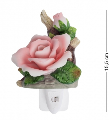 CMS-16/ 3 Светильник «Роза»  Pavone