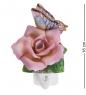 CMS-16/ 5 Светильник «Роза с бабочкой»  Pavone