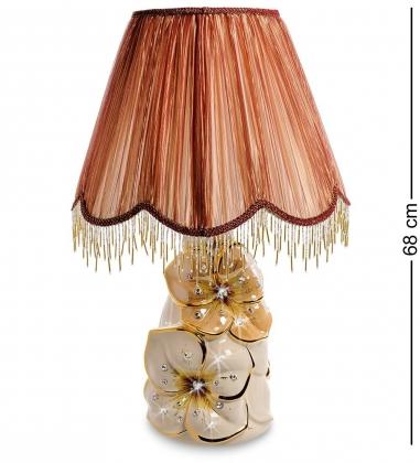 AHURA- 54 Настольная лампа с кристаллами Сваровски