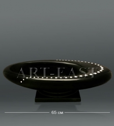 AHURA- 79 Ваза с кристаллами Сваровски