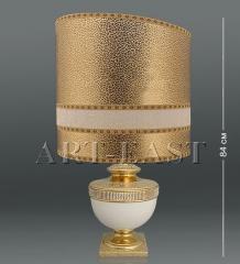 AHURA- 83 Настольная лампа с кристаллами Сваровски