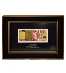 HB-002 Панно  Банкнота 500 EUR  евро  Евросоюз