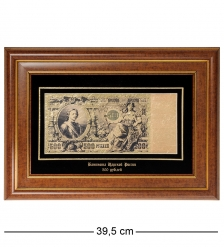 HB-007 Панно  Банкнота 500 рублей Царской России