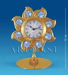 AR-2672 Часы  Солнце  12 см.  Юнион