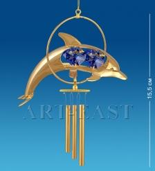 AR-3309/ 1 Поющий ветерок  Дельфин  с цв.кр.  Юнион