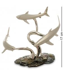 WIN-144 Подставка для бутылки «Акулы»