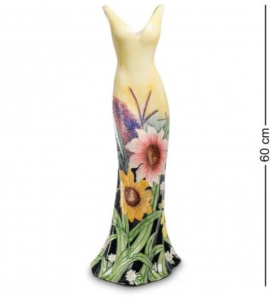 JP-95/21 Ваза напольная Платье  Pavone