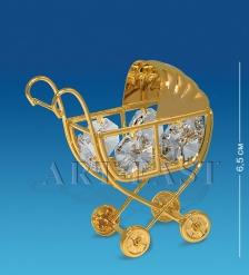 AR-1162 Фигурка  Детская коляска   Юнион