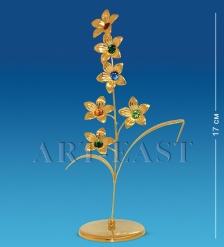 AR-1223 Фигурка  Ветка с цветами  с цв.кр.  Юнион