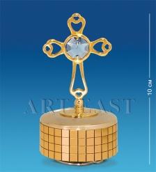 AR-3538/ 3 Фигурка музыкальная  Крест   Юнион