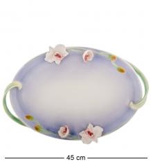 FM-37/ 4 Блюдо Орхидея  Pavone