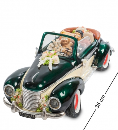 FO-85055 Автомобиль  Just Married. Forchino