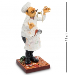 FO-85500 Статуэтка  Повар   The Cook. Forchino