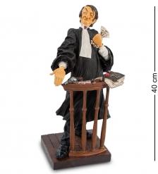 FO-85501 Статуэтка Адвокат  The Lawyer. Forchino