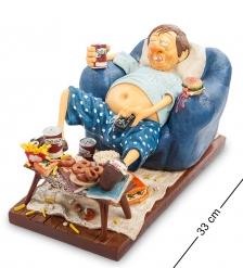 FO-85506 Статуэтка Лентяй  Couch Potato. Forchino
