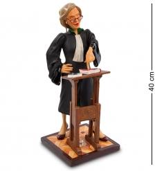 FO-85514 Статуэтка Адвокат  The Lady Lawyer. Forchino