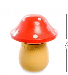 28-068 Сувенир ГРИБ маленький, 10 см