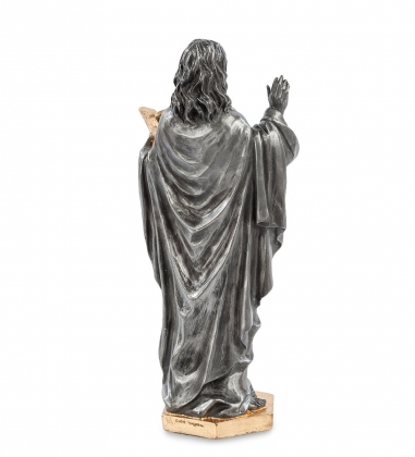WS- 33 Статуэтка Иисус с Ветхим Заветом