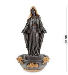 WS- 34 Статуэтка-панно  Дева Мария