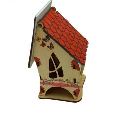 Чайный домик Наклоненный уф-печать №5