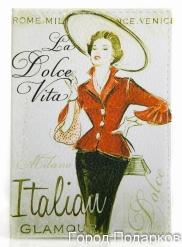 Обложка для автодокументов Дольче Вита Италия