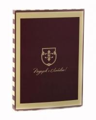 Коробка для панно/плакетки декоративный картон