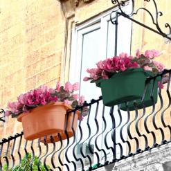 Балконный ящик двойной KLUNIA 40см