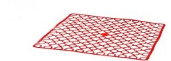 Решетка для раковины эластичная прямоугольная YORK