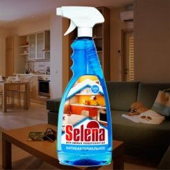Selena для любых поверхностей антибактериальное моющее средство