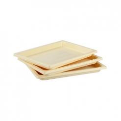 Набор подносов для заморозки пельменей(белый)