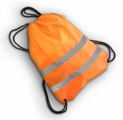 Мешок сигнальный для обуви, 32х42см, цвет оранж, COVA™ /24