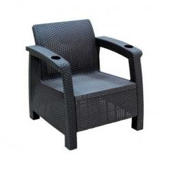 """Кресло """"Ротанг"""" без подушки"""