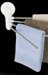 Вешалка для полотенец четырехлучевая VENTOSA