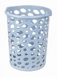 """Корзина для мусора 12л """"Сорренто"""" синий /то/"""