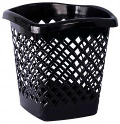 """Корзина для мусора """"Офис"""" квадратная"""
