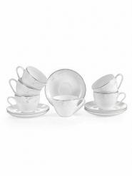 Набор чайный JEWEL Королевский 12 предметов, 6 шт/уп