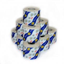 """Туалетная бумага """"ЛЕПОТА"""" в рулоне 54 метра"""